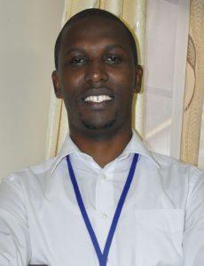Bernard Mberere ICT Officer
