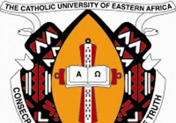 <a href ='http://www.cuea.edu/index.php'>The Catholic University of Eastern Africa (CUEA)</a>