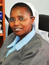 Sr. Anne Muiruri Administrative Secretary