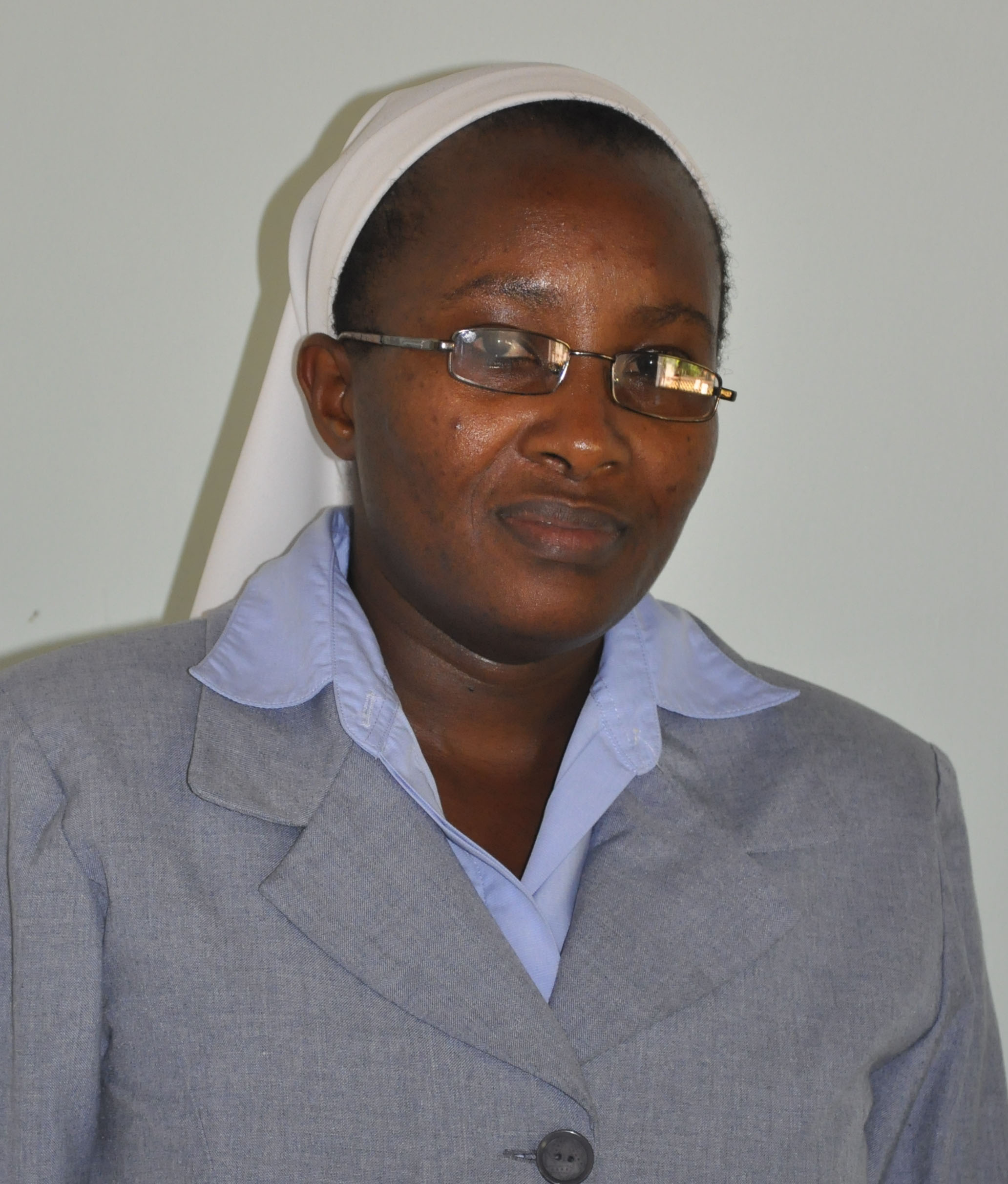 Sr. Tabitha Wambui Justice, Peace and Caritas Programmes Officer