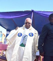 Rt. Rev. Evaristus Chengula, Bishop of Mbeya