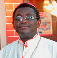 Most Rev. Beatus Kinyaiya,  Archbishop of Dodoma and  TEC Vice President